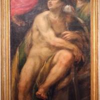 Bastianino, conversione di san romano, 1580-90 ca. 01 da san romano a ferrara - Sailko - Ferrara (FE)