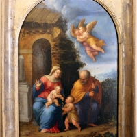 Bastianino, sacra famiglia con san giovannino, 01 - Sailko - Ferrara (FE)