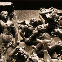 Bertoldo di giovanni, scena di battaglia, 1480 ca. (bargello) 02 - Sailko - Ferrara (FE)