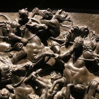 Bertoldo di giovanni, scena di battaglia, 1480 ca. (bargello) 06 - Sailko - Ferrara (FE)