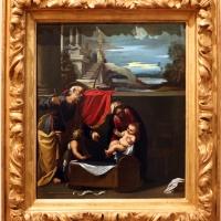 Carlo bonomi, sacra famiglia con san giovannino - Sailko - Ferrara (FE)