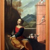 Carlo bonomi, santa barbara - Sailko - Ferrara (FE)