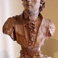 Cesare cittadella (attr.), busto di cesare cittadella (autoritratto), 1777 - Sailko - Ferrara (FE)