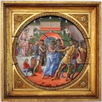 Cosmè tura, giudizio di san maurelio, 1480, da s. giorgio a ferrara, 01 - Sailko - Ferrara (FE)