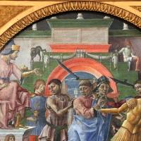 Cosmè tura, giudizio di san maurelio, 1480, da s. giorgio a ferrara, 02 - Sailko - Ferrara (FE)