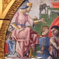 Cosmè tura, giudizio di san maurelio, 1480, da s. giorgio a ferrara, 03 - Sailko - Ferrara (FE)