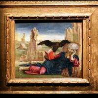 Cosmè tura, san giovanni a patmos, 1470-75 ca. (thyssen-bornemisza) 01 - Sailko - Ferrara (FE)