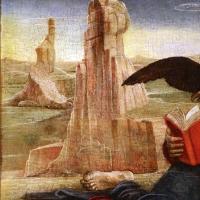 Cosmè tura, san giovanni a patmos, 1470-75 ca. (thyssen-bornemisza) 02 - Sailko - Ferrara (FE)