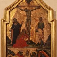 Cristoforo da bologna, crocifissione e deposizione, 1370-1400 ca, da s. antonio in polesine a ferrara 01 - Sailko - Ferrara (FE)