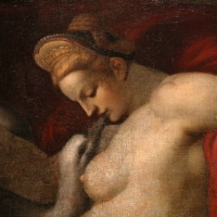 Da michelangelo, leda e il cigno, post 1530 (national gallery) 02 - Sailko - Ferrara (FE)
