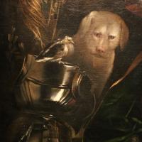 Dosso dossi, melissa, 1518 ca. 03 cane - Sailko - Ferrara (FE)