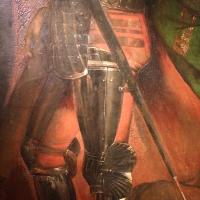 Dosso dossi, san giorgio, 1513-20, dal polittico costabili in s.andrea a ferrara 03 - Sailko - Ferrara (FE)