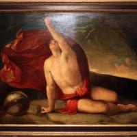Dosso dossi, sapiente con compasso e globo, 1520-25 ca. 01 - Sailko - Ferrara (FE)