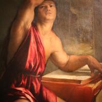 Dosso dossi, sapiente con il libro, 1520-25 ca. 02 - Sailko - Ferrara (FE)