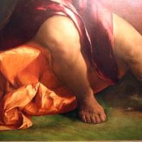 Dosso dossi, sapiente con il libro, 1520-25 ca. 04 - Sailko - Ferrara (FE)