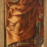 Ercole de' roberti, san petronio, dal polittico griffoni, 1472-1473 circa 04 - Sailko - Ferrara (FE)