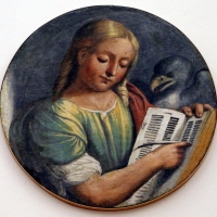 Garofalo e bottega, san giovanni evangelista, dal convento di s. giorgio a ferrara - Sailko - Ferrara (FE)