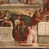 Garofalo, allegoria dell'antico e nuovo testamento con trionfo della chiesa sulla sinagoga, 1523, da s. andrea a ferrara 04 - Sailko - Ferrara (FE)