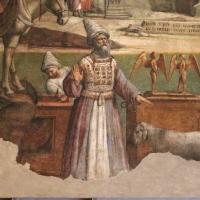 Garofalo, allegoria dell'antico e nuovo testamento con trionfo della chiesa sulla sinagoga, 1523, da s. andrea a ferrara 10 - Sailko - Ferrara (FE)