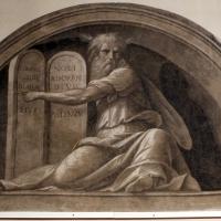 Garofalo, mosè con le tavole della legge, da s. spirito a ferrara 01 - Sailko - Ferrara (FE)