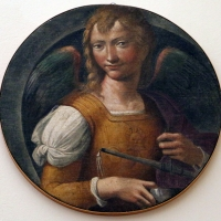 Garofalo, san michele arcangelo, dal convento di s. giorgio a ferrara - Sailko - Ferrara (FE)