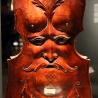 Giovanni d'andrea veronese, lira da braccio con mascherone, 1511 (vienna, khm) 03 - Sailko - Ferrara (FE)