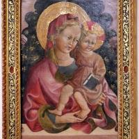Giovanni da modena, madonna col bambino, 1410-50 ca. 01 - Sailko - Ferrara (FE)