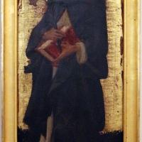 Giovanni da modena, santi antonio abate e domenico, 1410-50 ca. 03 - Sailko - Ferrara (FE)
