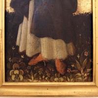 Giovanni da modena, santi antonio abate e domenico, 1410-50 ca. 04 - Sailko - Ferrara (FE)