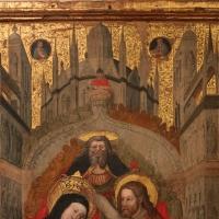 Giovanni di niccolò bellini (attr.), incoronazione della vergine, 1400-50 ca. 02 - Sailko - Ferrara (FE)