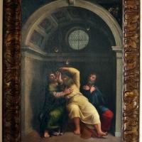 Girolamo da carpi, pentecoste, 1525-50 ca. 01 - Sailko - Ferrara (FE)