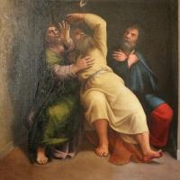 Girolamo da carpi, pentecoste, 1525-50 ca. 02 - Sailko - Ferrara (FE)
