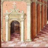 Girolamo da cotignola, due vedute di città, 1520, 04 - Sailko - Ferrara (FE)