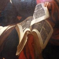 Giuseppe caletti detto il cremonese, l'evangelista san marco, da s. benedetto a ferrara, 02 libro - Sailko - Ferrara (FE)
