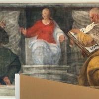 Giuseppe mazzuoli detto il bastardo, disputa coi dottori, 1579-80, dalla chiesa del gesù a ferrara 01 - Sailko - Ferrara (FE)