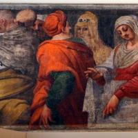 Giuseppe mazzuoli detto il bastardo, disputa coi dottori, 1579-80, dalla chiesa del gesù a ferrara 03 - Sailko - Ferrara (FE)