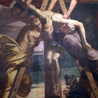 Giuseppe mazzuoli detto il bastarolo, deposizione dalla croce, dall'oratorio dell'orazione e morte a ferrara 03 - Sailko - Ferrara (FE)