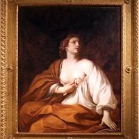 Guercino, cleopatra, 1639 - Sailko - Ferrara (FE)