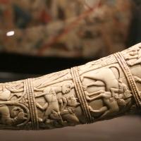Italia meridionale (forse), olifante detto corno di orlando, xi secolo ca. (tolosa, museo paul-dupuy), 01 - Sailko - Ferrara (FE)