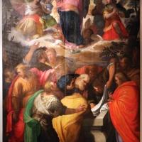 Leonardo da brescia, assunzione della vergine, 1550-1600 ca. (ferrara), dalla chiesa del gesù a ferrara 01 - Sailko - Ferrara (FE)