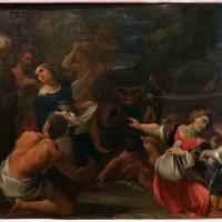 Lorenzo garbieri, raccolta della manna, su rame - Sailko - Ferrara (FE)