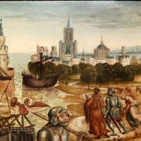 Maestro dei cassoni campana, teseo e il minotauro, 1510-15 ca. (avignone, petit palais) 05 - Sailko - Ferrara (FE)