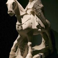 Maestro dei mesi, cavaliere (maggio), 1225-30 ca. (ferrara, museo della cattedrale) 02 - Sailko - Ferrara (FE)