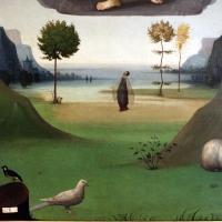 Maestro della maddalena assunta, ascensione di maria maddalena, 1500-10 ca., da s. andrea a ferrara 02 - Sailko - Ferrara (FE)