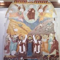 Maestro di san bartolomeo, ascensione, apostoli, storie di s. bartolomeo ed evangelisti, da s. bartolomeo a ferrara, 1264-90 ca. 02 - Sailko - Ferrara (FE)