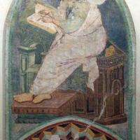 Maestro di san bartolomeo, ascensione, apostoli, storie di s. bartolomeo ed evangelisti, da s. bartolomeo a ferrara, 1264-90 ca. 13 - Sailko - Ferrara (FE)