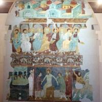 Maestro di san bartolomeo, ascensione, apostoli, storie di s. bartolomeo ed evangelisti, da s. bartolomeo a ferrara, 1264-90 ca. 15 - Sailko - Ferrara (FE)