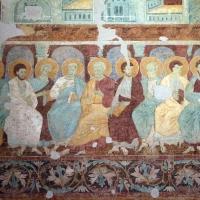 Maestro di san bartolomeo, ascensione, apostoli, storie di s. bartolomeo ed evangelisti, da s. bartolomeo a ferrara, 1264-90 ca. 18 - Sailko - Ferrara (FE)