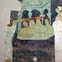Maestro di san bartolomeo, ascensione, apostoli, storie di s. bartolomeo ed evangelisti, da s. bartolomeo a ferrara, 1264-90 ca. 20 - Sailko - Ferrara (FE)