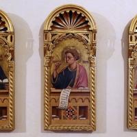 Maestro ferrarese, quattro evangelisti e san maurelio, 1390 ca. 01 - Sailko - Ferrara (FE)